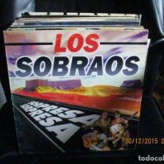 Discos de vinilo: LOS SOBRAOS – SORPRESA SORPRESA. Lote 213544590