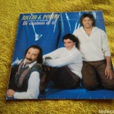 Discos de vinilo: 70-LP DISCO VINILO. RICCHI & POVERI. ME ENAMORO DE TI.. Lote 213554767