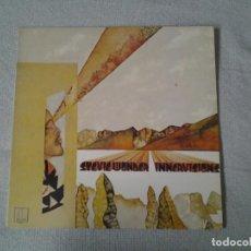 Discos de vinilo: STEVEI WONDER -INNER VISIONS- LP MOTOWN 2-47.086 ED. ESPAÑOLA GATEFOLD SLEEVE MUY BUENAS CONDICIONES. Lote 213555577