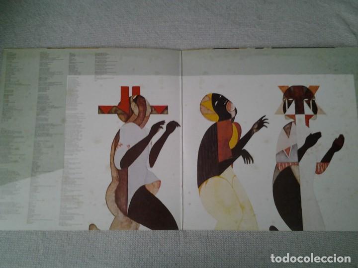 Discos de vinilo: STEVEI WONDER -INNER VISIONS- LP MOTOWN 2-47.086 ED. ESPAÑOLA GATEFOLD SLEEVE MUY BUENAS CONDICIONES - Foto 4 - 213555577