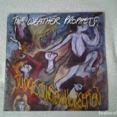 Discos de vinilo: THE WEATHER PROPHETS -JUDGES, JURIES & HORSEMEN- LP CRECIONES ACCIDENTALES 1988 ED. ESPAÑOLA GA-223. Lote 213557075