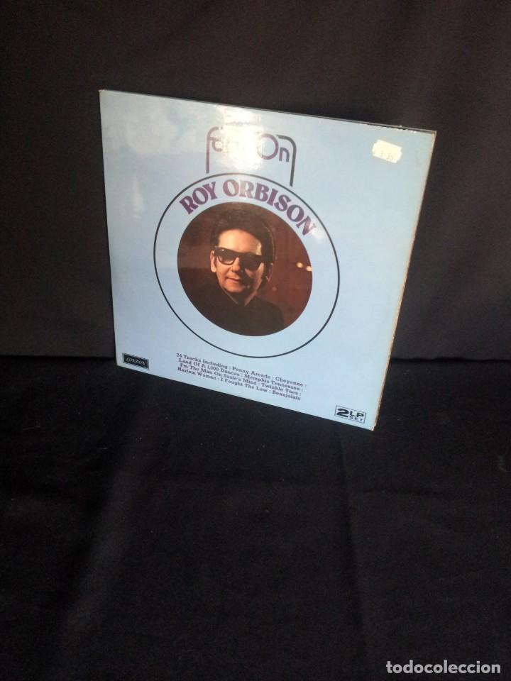 ROY ORBISON - 2 LP'S, FOCUS ON - LONDON DECCA 1976 - UK (Música - Discos - LP Vinilo - Pop - Rock - Internacional de los 70)