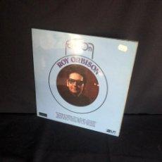 Discos de vinilo: ROY ORBISON - 2 LP'S, FOCUS ON - LONDON DECCA 1976 - UK. Lote 213566735