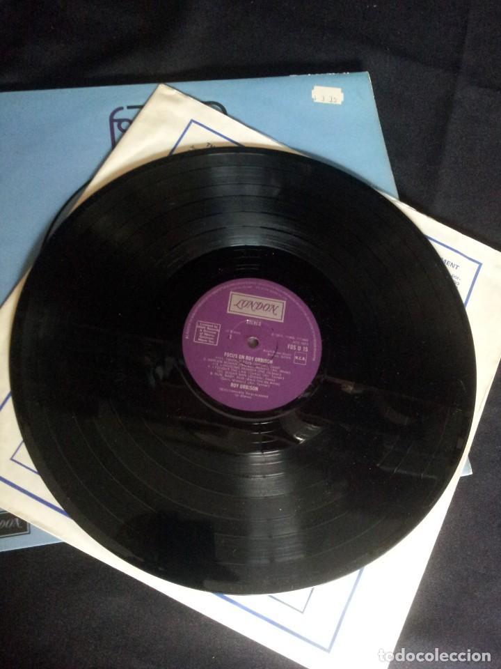 Discos de vinilo: ROY ORBISON - 2 LPS, FOCUS ON - LONDON DECCA 1976 - UK - Foto 5 - 213566735