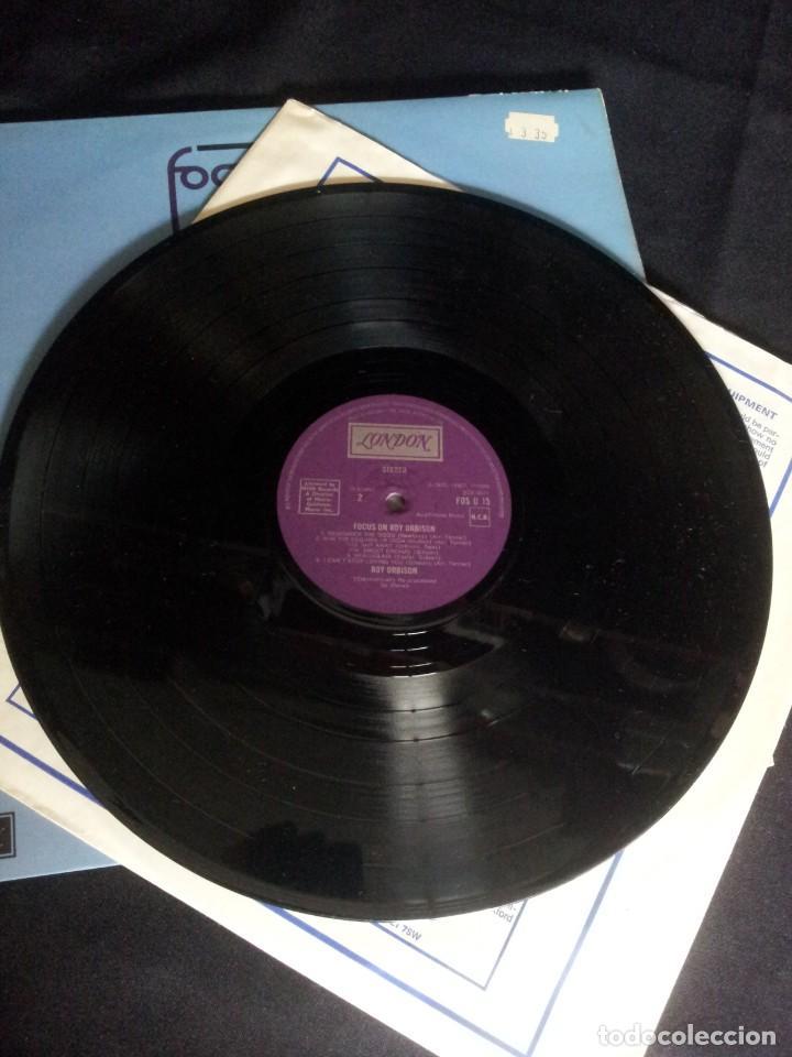 Discos de vinilo: ROY ORBISON - 2 LPS, FOCUS ON - LONDON DECCA 1976 - UK - Foto 7 - 213566735