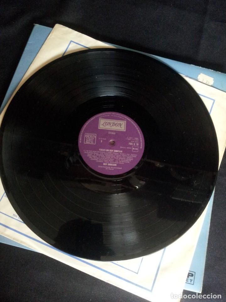 Discos de vinilo: ROY ORBISON - 2 LPS, FOCUS ON - LONDON DECCA 1976 - UK - Foto 9 - 213566735