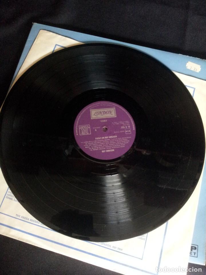 Discos de vinilo: ROY ORBISON - 2 LPS, FOCUS ON - LONDON DECCA 1976 - UK - Foto 11 - 213566735