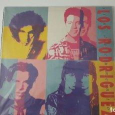 Discos de vinilo: LOS RODRIGUEZ SIN DOCUMENTOS ED. ORIGINAL 1993. Lote 213574195