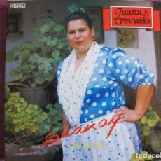 Discos de vinilo: LP - JUANA LA DEL REVUELO - SONAKAY (SPAIN, PASARELA 1986, PORTADA DOBLE). Lote 213576707