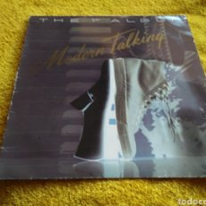 Discos de vinilo: 77-LP DISCO VINILO. MODERN TALKING. THE FIRST.. Lote 213577622