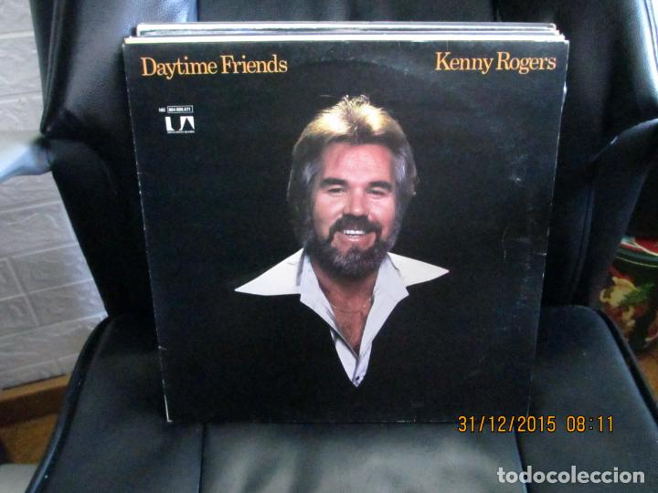 KENNY ROGERS ?– DAYTIME FRIENDS (Música - Discos - LP Vinilo - Country y Folk)