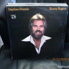 Discos de vinilo: KENNY ROGERS ?– DAYTIME FRIENDS. Lote 213578921