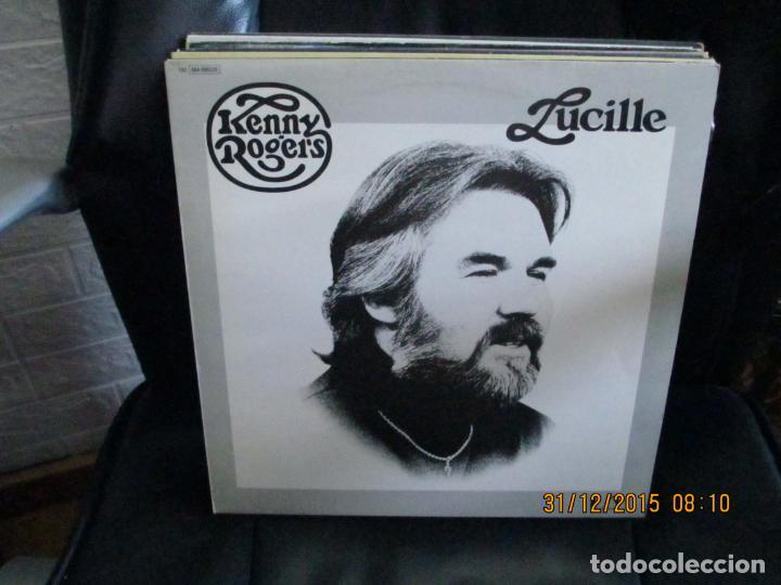 KENNY ROGERS ?– LUCILLE (Música - Discos - LP Vinilo - Country y Folk)