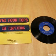 Discos de vinilo: THE FOUR TOPS..STANDING IN THE SHADOW... THE TEMPTATIONS... I'M LOSING YOU... EP AÑO 1967.. Lote 213594352