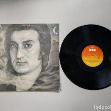Disques de vinyle: 0720-EL LUIS FLAMENCO RUMBA ESPAÑA 1976 LP VIN POR VG DIS VG. Lote 213598706