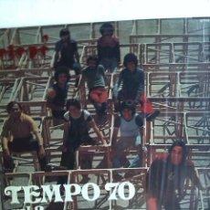 Discos de vinilo: TEMPO 70 VOL 2 CON CARLOS CAMACHO 1974. Lote 213613357