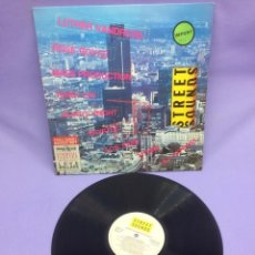 Discos de vinilo: LP STREET SOUNDS --LUTHER VANDROSS- ROSE ROYCE - MASS PRODUCTION -- VG+. Lote 213619878