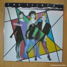 Discos de vinilo: THE FLIRTS - 10 A DANCE - LP. Lote 213635447