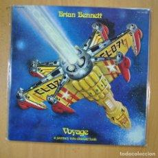 Discos de vinil: BRIAN BENNETT - VOYAGE A JOURNEY INFO DISCOID FUNK - GATEFOLD - LP. Lote 213635540