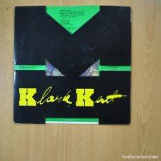 Disques de vinyle: KLARK KENT - KLARK KENT - VINILO VERDE - 10 PULGADAS. Lote 213635563