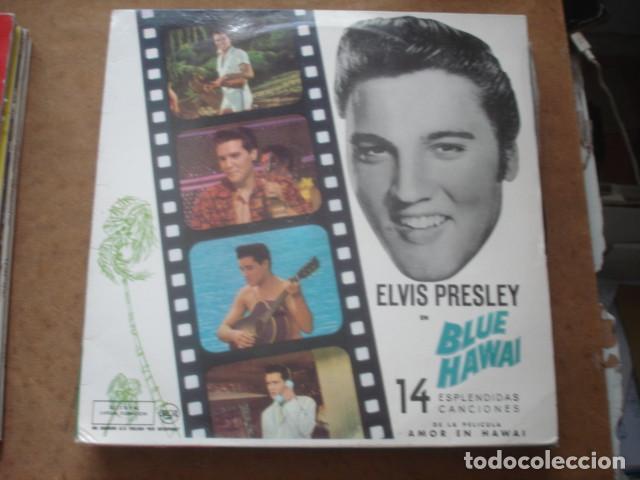 ELVIS PRESLEY BLUE HAWAII (Música - Discos - LP Vinilo - Rock & Roll)