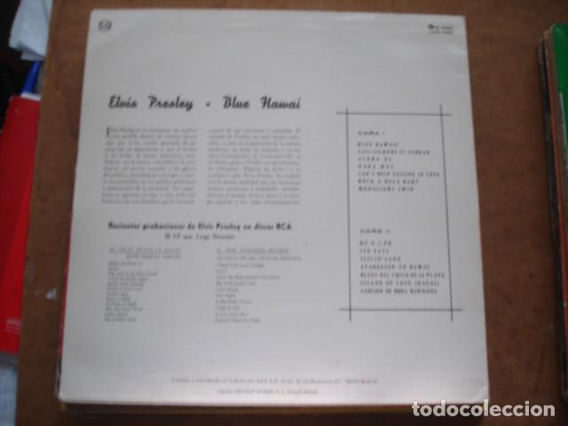 Discos de vinilo: Elvis Presley Blue Hawaii - Foto 2 - 213635935