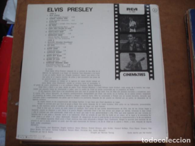 Discos de vinilo: Elvis Presley Banda Sonora Original De La Pelicula Amor En Hawai - Foto 2 - 213636080