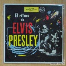Disques de vinyle: ELVIS PRESLEY - EL RITMO DE ELVIS PRESLEY - NECESITO UNA MUJER + 3 - EP. Lote 213636727