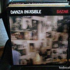 Discos de vinilo: DANZA INVISIBLE ?– BAZAR. Lote 213637828