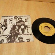 Discos de vinil: ISLEY BROTHERS. BRISA DE VERANO.... Lote 213638117