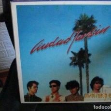 Discos de vinilo: CIUDAD JARDIN ?– AUTENTIO. Lote 213638627