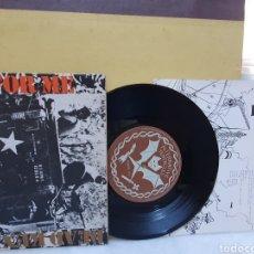 Discos de vinilo: DEAD KENNEDYS. BLEED FOR ME. SINGLE 1982. ALTERNATIVE TENTACLES. VIRUS 23. STATIK RECORDS.. Lote 213640225