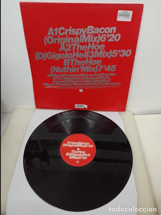 Discos de vinilo: MAXI SINGLE DISCO VINILO LAURENT GARNIER CRISPY BACON PART I - Foto 2 - 213643195
