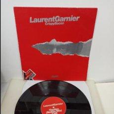 Discos de vinilo: MAXI SINGLE DISCO VINILO LAURENT GARNIER CRISPY BACON PART I. Lote 213643195