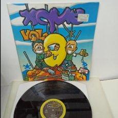 Discos de vinilo: MAXI SINGLE DISCO VINILO XQUE VOL 9. Lote 213643636
