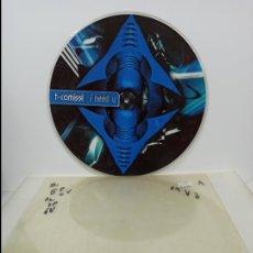 Discos de vinilo: MAXI SINGLE PICTURE DISC DISCO VINILO T COMISSI I NEED U. Lote 213644077