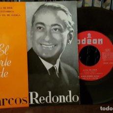 Discos de vinilo: EL ARTE DE MARCOS REDONDO - ALMA DE DIOS. Lote 213647508