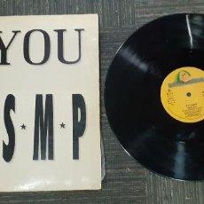 Discos de vinilo: BVSMP - I NEED YOU - MAXI - SPAIN - BOY RECORDS - IBL -. Lote 213647710
