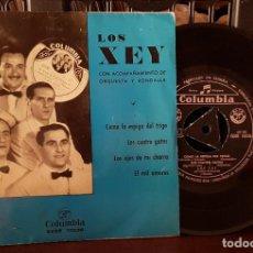 Discos de vinilo: LOS XEY & ORQUESTA DE RONDALLA -COMO LA ESPIGA DEL TRIGO. Lote 213654926