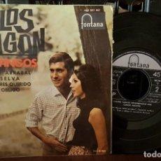 Discos de vinilo: CARLOS ARAGON - TANGOS. Lote 213656936