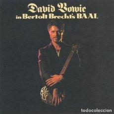 Disques de vinyle: DAVID BOWIE IN BERTOLT BRECH BAAL. Lote 213658857