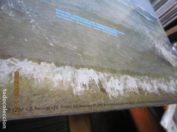 Discos de vinilo: EDDY GRANT - KILLER ON THE RAMPAGE LP - ORIGINAL ESPAÑOL - ICE 1982 CON ENCARTE ORIGINAL - Foto 4 - 269262833