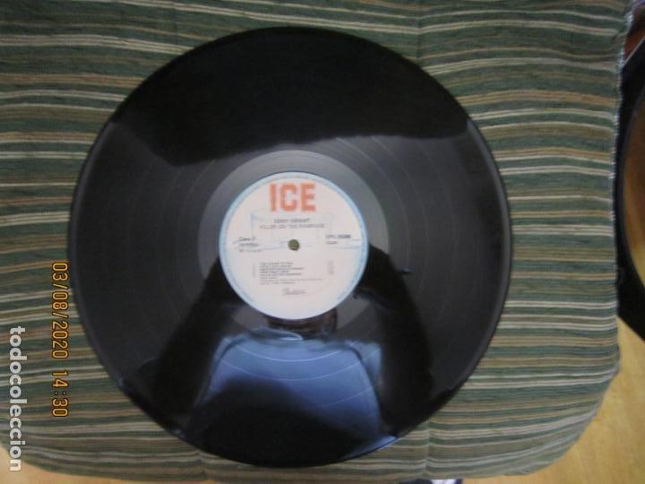 Discos de vinilo: EDDY GRANT - KILLER ON THE RAMPAGE LP - ORIGINAL ESPAÑOL - ICE 1982 CON ENCARTE ORIGINAL - Foto 13 - 269262833