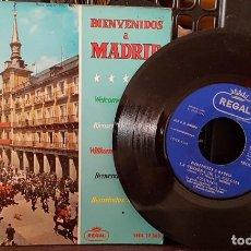 Discos de vinilo: BIENVENIDOS A MADRID. Lote 213670910