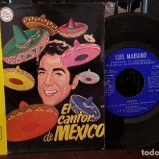 Discos de vinilo: MARIANO - EL CANTOR DE MEXICO - ACAPULCO. Lote 213671360