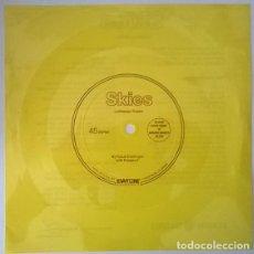 Discos de vinilo: KLAUS DOLDINGER WITH PASSPORT. SKIES. LUFTHANSA THEME, GE, USA 1973 (SINGLE FLEXI-DISC). Lote 213672141