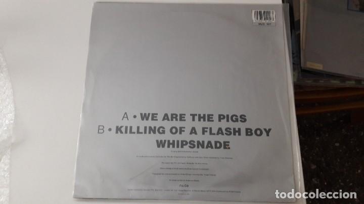 "Discos de vinilo: Suede we are the pigs maxi single original 12"" - Foto 2 - 213672791"