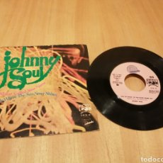 Discos de vinilo: JOHNNY SOUL. I ALMOST CALLED YOUR NAME. TAKE ME WHERE THE SUN NEVER SHINES.. Lote 213681958