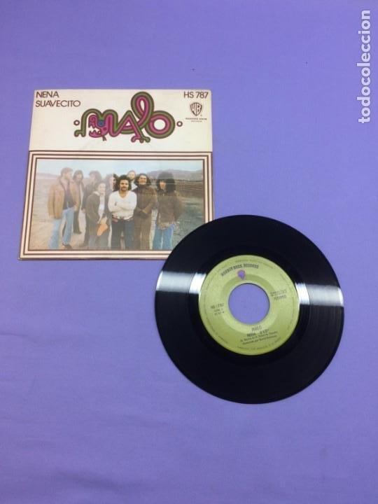 SINGLE MALO -- NENA SUAVECITO -- MADRID 1972 --VG+ (Música - Discos - Singles Vinilo - Solistas Españoles de los 50 y 60)