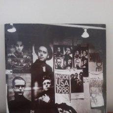 Discos de vinilo: DEPECHE MODE .- 101 DOBLE LP 1989 - EDICION ESPAÑOLA. Lote 213684077